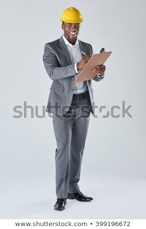 Portrait of a surveyor Stock photo © photography33