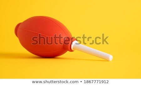 isolated air dust blower for camera Stock photo © ozaiachin