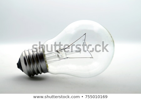 Stock photo: Incandescent Light Globes