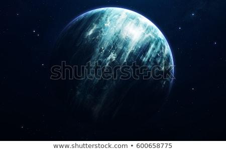 Planeta ilustração 3d isolado Foto stock © patrimonio