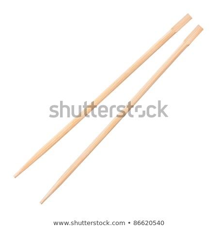Wooden chinese sticks Stock photo © Givaga