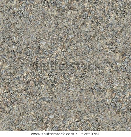 país · camino · de · tierra · textura · detalle · superior · vista - foto stock © tashatuvango