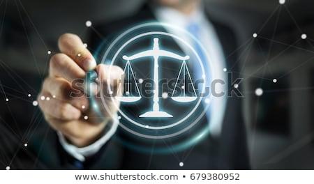 advocacy business background stock photo © tashatuvango