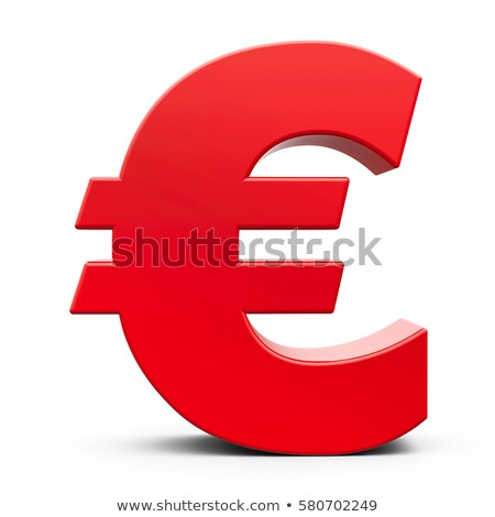 Profit - Red Text Isolated on White. Stock photo © tashatuvango