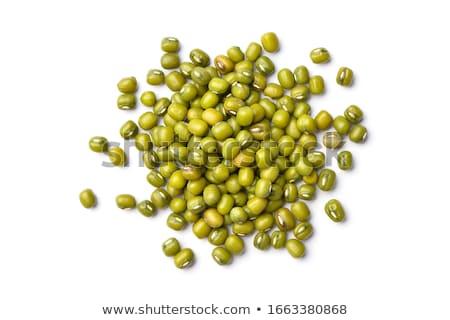 Secado frijoles tazón color macro Foto stock © raphotos