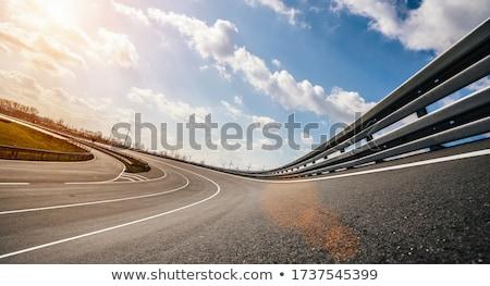 racetrack Stock photo © Kurhan