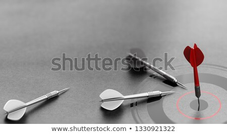 Business Goal Background Stock photo © olivier_le_moal