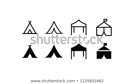 Tent Stock photo © tilo
