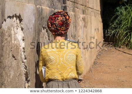 Religious woman  Stock photo © pressmaster