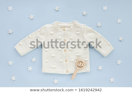 layette for baby boy Stock photo © adrenalina