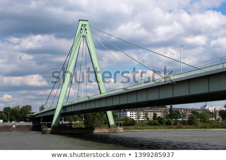 Stock photo: Severins Bridge in Cologne