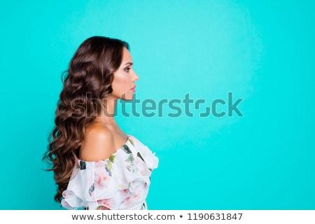 kadın · kuaför · kız · parti · adam · kadın - stok fotoğraf © shawlinmohd