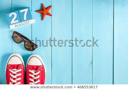 27th August Stock photo © Oakozhan