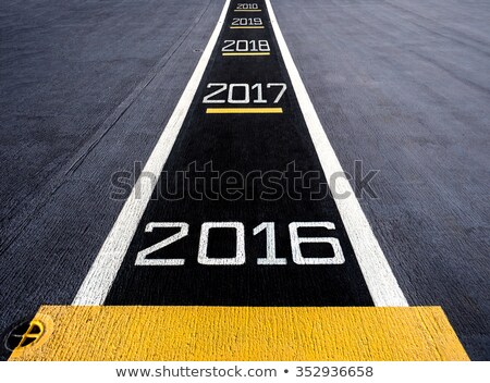 Concept of the beginning of 2010 Stock photo © IMaster