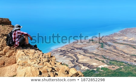 sea lanscape from view point stock photo © bank215