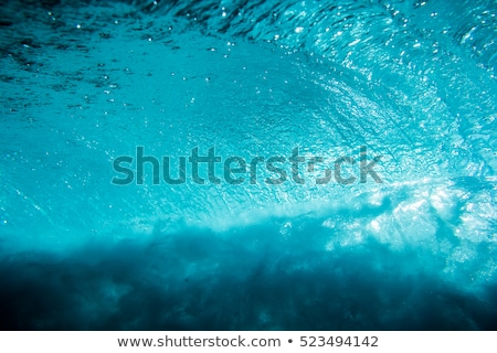 Surfista azul mar céu windsurf praia Foto stock © Mikko
