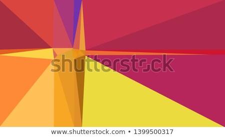 Antique Bronze Abstract Low Polygon Background Stock photo © patrimonio