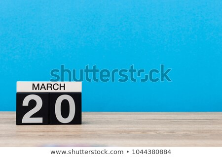 20th March Stock photo © Oakozhan