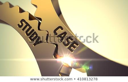 лучший · решения · металлический · передач · 3d · иллюстрации - Сток-фото © tashatuvango