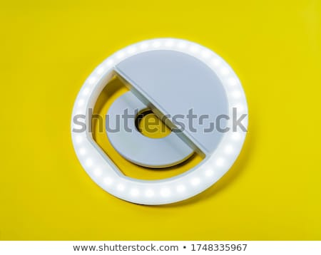 Stock photo: Ring flash