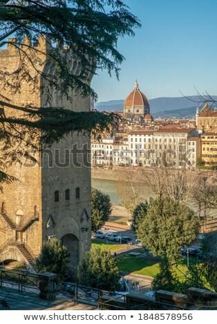 bazilika · İspanya · görmek · gül - stok fotoğraf © alex9500