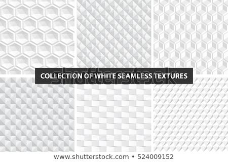 Bianco volume texture senza soluzione di continuità vettore web Foto d'archivio © ExpressVectors