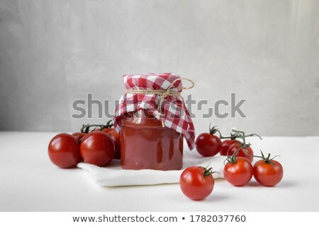 ボトル · トマトジュース · トマト · 孤立した · 白 - ストックフォト © denismart
