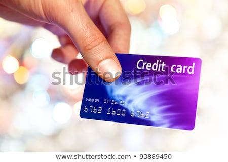 adam · online · alışveriş · teknoloji · ekran - stok fotoğraf © deandrobot