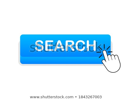 Cursor Arrow clicking the empty box . Cursor icon. Stock Vector illustration isolated on white backg Stock photo © kyryloff