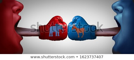 Impeachment fight  Stock photo © Lightsource