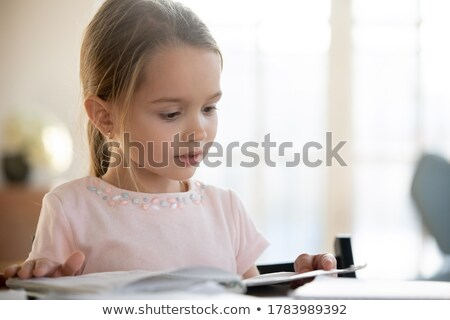 Home schooling theme image 1 Stock photo © clairev