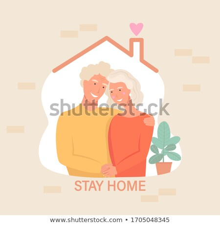 Stay-at-home dads abstract concept vector illustration. Stock photo © RAStudio