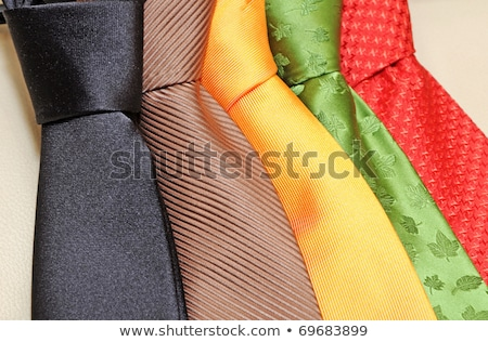 Male ties convolute Stock photo © RuslanOmega