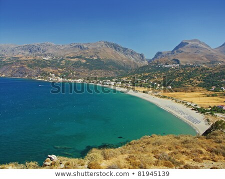 Landscape near Plakias on Crete stock photo © duoduo