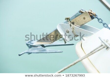 Parked sailboats Stock photo © mikdam