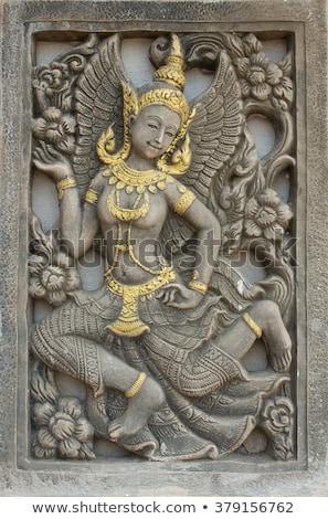 Thai style carving Stock photo © Witthaya