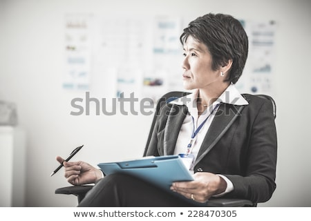 Contemplating Boss Stock photo © creisinger