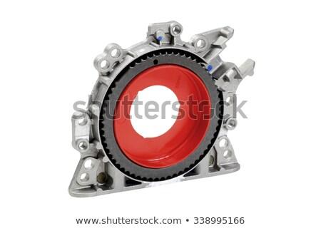 iki · araba · mekanik · tamir · mekanik · kadın - stok fotoğraf © ruslanomega