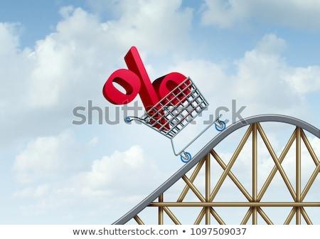 Higher Percentage Stock photo © 4designersart