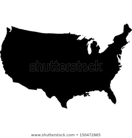 Stock photo: United States Of America