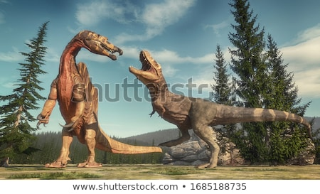 prehistoric dinosaur Stock photo © adrenalina
