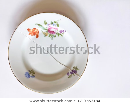 broken china stock photo © chris2766