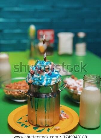 Stock photo: Cereal killer