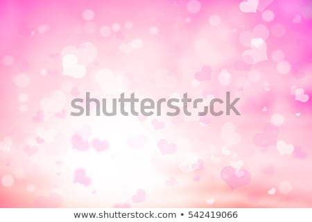 absztrakt · piros · grunge · szívek · valentin · nap · végtelen · minta - stock fotó © boroda