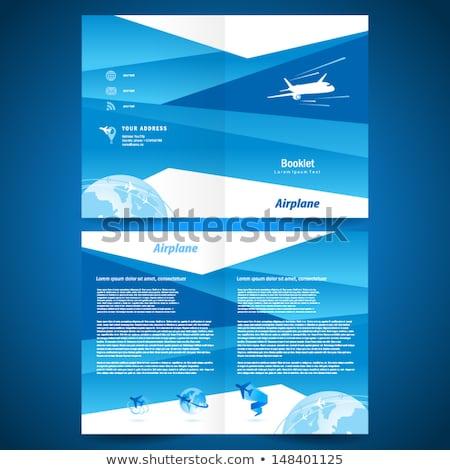 ビジネス · フォルダ · カタログ · カード · クローズアップ - ストックフォト © tashatuvango