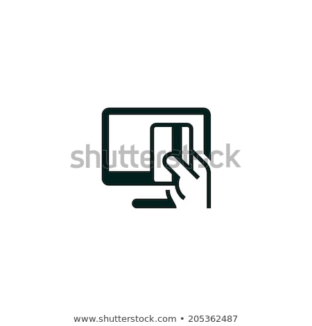 online payment icon stock photo © wad