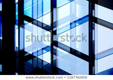 Fragment of a framework Stock photo © IMaster