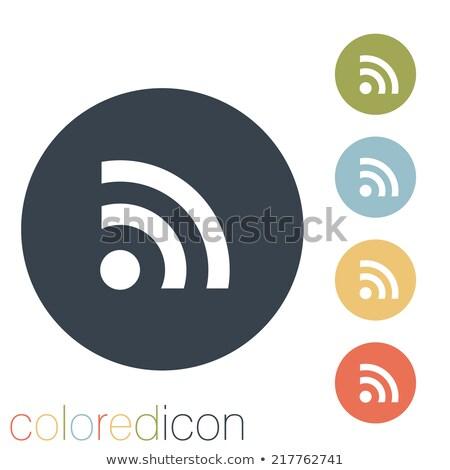 Internetu · blog · czytelnik · 3d · ilustracji · człowiek · świat - zdjęcia stock © oakozhan