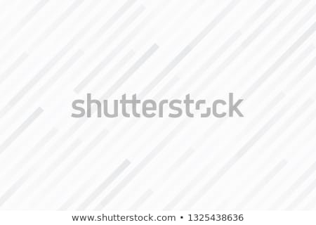 minimal clean white background with lines Stock photo © SArts