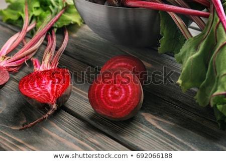 свекла · Сырая · пища · красный · Салат · растительное · свежие - Сток-фото © zhekos